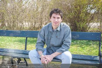 Spaziergang mit Julian Le Play - Schönbrunn, Wien - Mi 31.03.2021 - Julian LE PLAY (Julian Heidrich) (Portrait)1