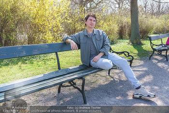 Spaziergang mit Julian Le Play - Schönbrunn, Wien - Mi 31.03.2021 - Julian LE PLAY (Julian Heidrich)6