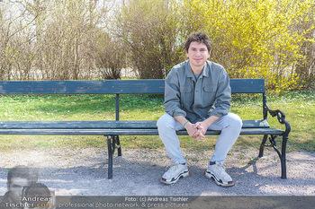 Spaziergang mit Julian Le Play - Schönbrunn, Wien - Mi 31.03.2021 - Julian LE PLAY (Julian Heidrich)9