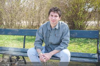 Spaziergang mit Julian Le Play - Schönbrunn, Wien - Mi 31.03.2021 - Julian LE PLAY (Julian Heidrich)13