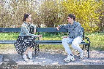 Spaziergang mit Julian Le Play - Schönbrunn, Wien - Mi 31.03.2021 - Julian LE PLAY (Julian Heidrich) interviewt von Romina COLERUS14