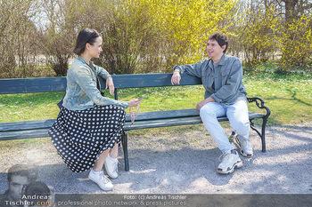Spaziergang mit Julian Le Play - Schönbrunn, Wien - Mi 31.03.2021 - Julian LE PLAY (Julian Heidrich) interviewt von Romina COLERUS16