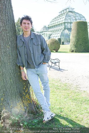 Spaziergang mit Julian Le Play - Schönbrunn, Wien - Mi 31.03.2021 - Julian LE PLAY (Julian Heidrich)18