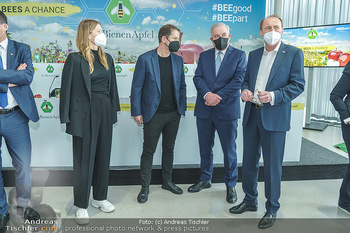 BioBienenApfel PK - MQ Libelle - Mi 07.04.2021 - Charlott CORDES, Franco FODA, Hermann SCHÜTZENHÖFER, Othmar KA10