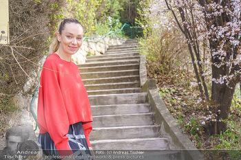 Spaziergang mit Lili Klein - Maria Gugging - Do 08.04.2021 - Liliana KLEIN (Lili, Lilli)15
