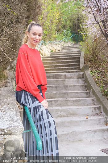Spaziergang mit Lili Klein - Maria Gugging - Do 08.04.2021 - Liliana KLEIN (Lili, Lilli)17