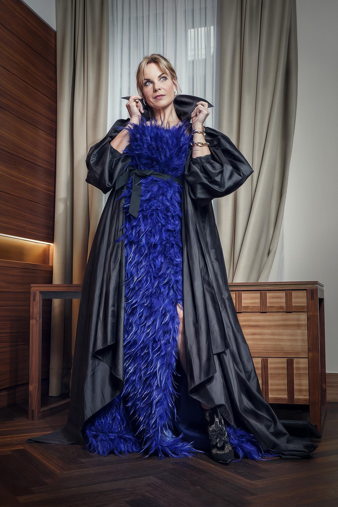Fotoshooting Elina Garancia - 2021-04-09 - The Ritz Carlton Vienna, Wien
