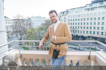 Fotoshooting Elina Garancia - The Ritz Carlton Vienna, Wien - Fr 09.04.2021 - Mode Designer Niko NIKO4