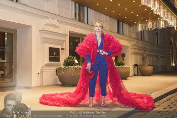 Fotoshooting Elina Garancia - The Ritz Carlton Vienna, Wien - Fr 09.04.2021 - Elina GARANCA45