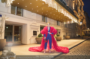 Fotoshooting Elina Garancia - The Ritz Carlton Vienna, Wien - Fr 09.04.2021 - Elina GARANCA46