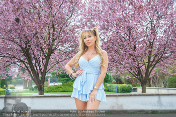 Spaziergang mit Tara Tabitha - Donaupark, Wien - Mo 12.04.2021 - Tara TABITHA15