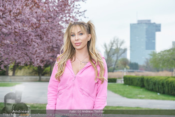 Spaziergang mit Tara Tabitha - Donaupark, Wien - Mo 12.04.2021 - Tara TABITHA33