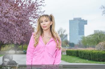 Spaziergang mit Tara Tabitha - Donaupark, Wien - Mo 12.04.2021 - Tara TABITHA34