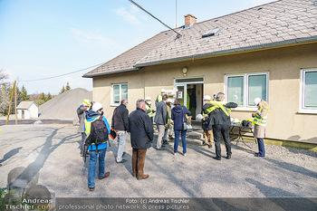 Esterhazy Bergbau PK - Steinbruch Pauliberg, Burgenland - Di 27.04.2021 - 8