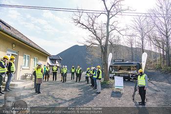 Esterhazy Bergbau PK - Steinbruch Pauliberg, Burgenland - Di 27.04.2021 - 12