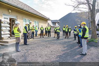 Esterhazy Bergbau PK - Steinbruch Pauliberg, Burgenland - Di 27.04.2021 - 13