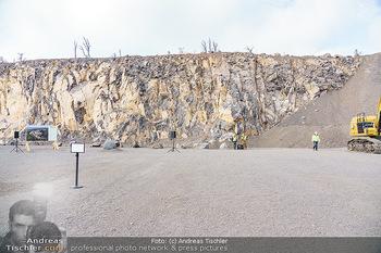 Esterhazy Bergbau PK - Steinbruch Pauliberg, Burgenland - Di 27.04.2021 - 14