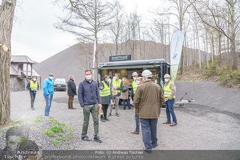 Esterhazy Bergbau PK - Steinbruch Pauliberg, Burgenland - Di 27.04.2021 - 83