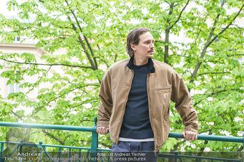 Spaziergang mit Christopher Schärf - Studlhofstiege, Wien - Di 27.04.2021 - Christopher SCHÄRF4