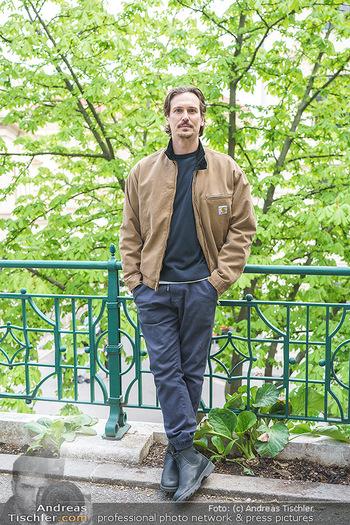 Spaziergang mit Christopher Schärf - Studlhofstiege, Wien - Di 27.04.2021 - Christopher SCHÄRF7