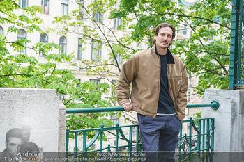 Spaziergang mit Christopher Schärf - Studlhofstiege, Wien - Di 27.04.2021 - Christopher SCHÄRF8
