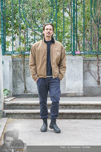 Spaziergang mit Christopher Schärf - Studlhofstiege, Wien - Di 27.04.2021 - Christopher SCHÄRF9