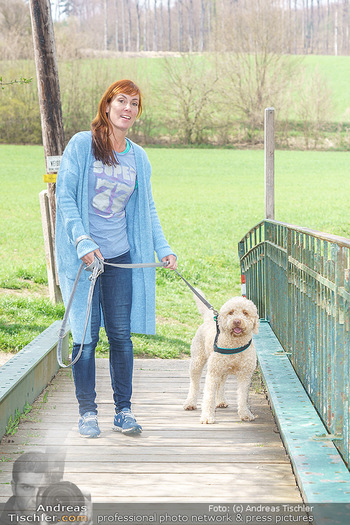 Spaziergang mit Adriana Zartl - Gaaden bei Mödling - Di 27.04.2021 - Adriana ZARTL6