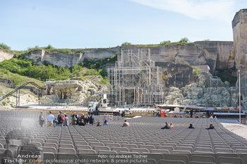 PK zu Turandot - Steinbruch St. Margarethen, Burgenland - Di 04.05.2021 - 22