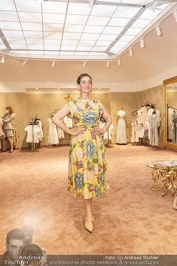 Store Opening - Lena Hoschek Store - Do 06.05.2021 - Lena HOSCHEK in ihrem neuen Store3