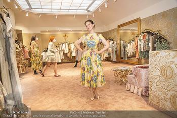 Store Opening - Lena Hoschek Store - Do 06.05.2021 - Lena HOSCHEK in ihrem neuen Store4