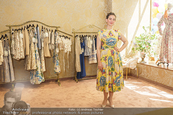 Store Opening - Lena Hoschek Store - Do 06.05.2021 - Lena HOSCHEK in ihrem neuen Store5