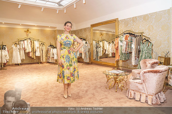 Store Opening - Lena Hoschek Store - Do 06.05.2021 - Lena HOSCHEK in ihrem neuen Store8