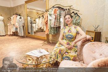 Store Opening - Lena Hoschek Store - Do 06.05.2021 - Lena HOSCHEK in ihrem neuen Store9