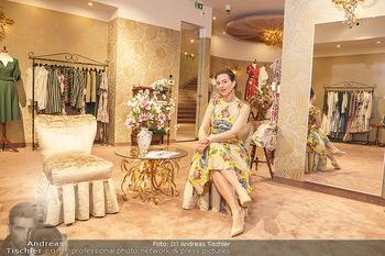 Store Opening - Lena Hoschek Store - Do 06.05.2021 - Lena HOSCHEK in ihrem neuen Store16