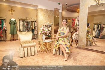 Store Opening - Lena Hoschek Store - Do 06.05.2021 - Lena HOSCHEK in ihrem neuen Store17