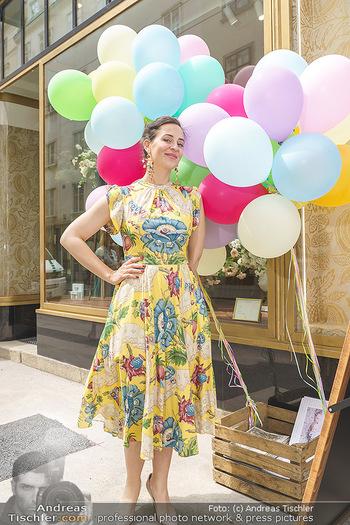 Store Opening - Lena Hoschek Store - Do 06.05.2021 - Lena HOSCHEK in ihrem neuen Store33