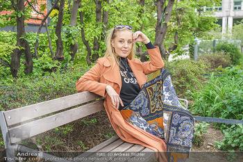 Interview mit Lilian Klebow - Weghuberpark, Wien - Do 06.05.2021 - Lilian Billie KLEBOW1