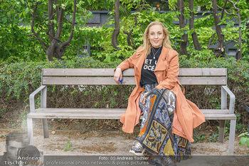Interview mit Lilian Klebow - Weghuberpark, Wien - Do 06.05.2021 - Lilian Billie KLEBOW13
