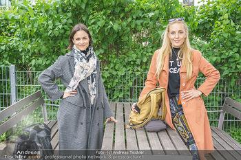 Interview mit Lilian Klebow - Weghuberpark, Wien - Do 06.05.2021 - Lilian Billie KLEBOW, Romina COLERUS31