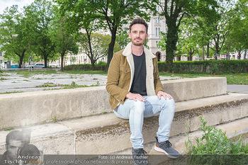 Interview mit James Cottrial - Votivpark, Wien - Do 06.05.2021 - James COTTRIAL2