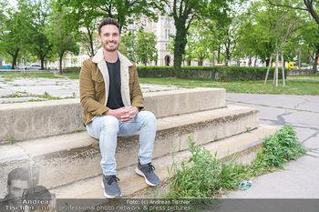 Interview mit James Cottrial - Votivpark, Wien - Do 06.05.2021 - James COTTRIAL3