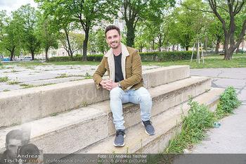 Interview mit James Cottrial - Votivpark, Wien - Do 06.05.2021 - James COTTRIAL5