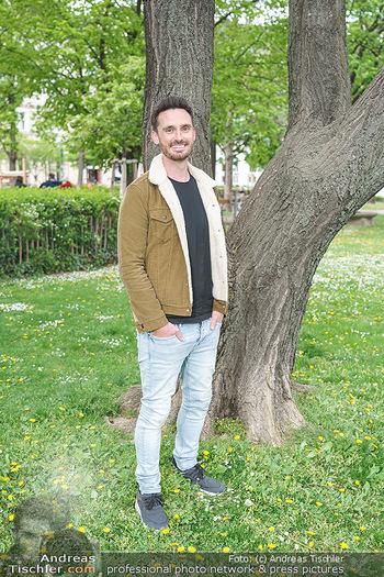 Interview mit James Cottrial - Votivpark, Wien - Do 06.05.2021 - James COTTRIAL7