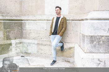 Interview mit James Cottrial - Votivpark, Wien - Do 06.05.2021 - James COTTRIAL12