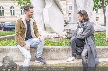 Interview mit James Cottrial - Votivpark, Wien - Do 06.05.2021 - James COTTRIAL interviewt von Romina COLERUS20
