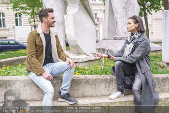 Interview mit James Cottrial - Votivpark, Wien - Do 06.05.2021 - James COTTRIAL interviewt von Romina COLERUS21