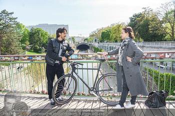Interview mit Stefano Bernardin - Stadtpark, Wien - Do 06.05.2021 - Stefano BERNARDIN interviewt von Romina COLERUS2