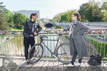 Interview mit Stefano Bernardin - Stadtpark, Wien - Do 06.05.2021 - Stefano BERNARDIN interviewt von Romina COLERUS3