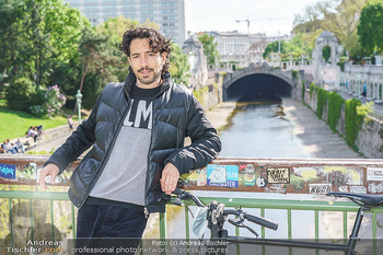 Interview mit Stefano Bernardin - Stadtpark, Wien - Do 06.05.2021 - Stefano BERNARDIN5