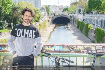 Interview mit Stefano Bernardin - Stadtpark, Wien - Do 06.05.2021 - Stefano BERNARDIN6